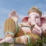 Ganesha - indische Gottheit aus dem Ayurveda