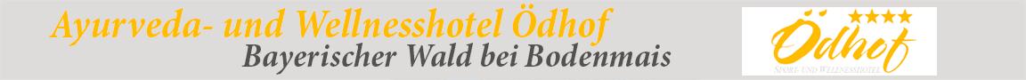 Ayurvedahotel-Wellnesshotel Oedhfo Bayerischer Wald